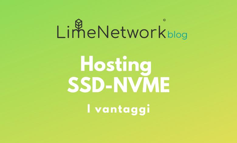 hosting SSD-NVME