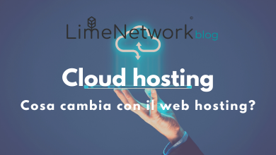 Photo of Cloud hosting e web hosting: le differenze