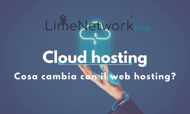 cloud hosting e web hosting