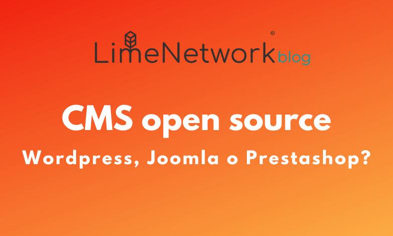 CMS open source a confronto
