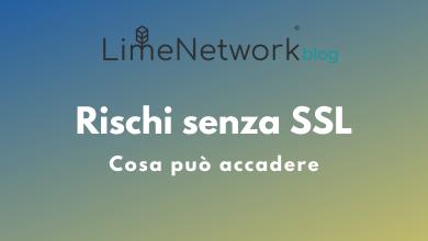 rischi senza SSL