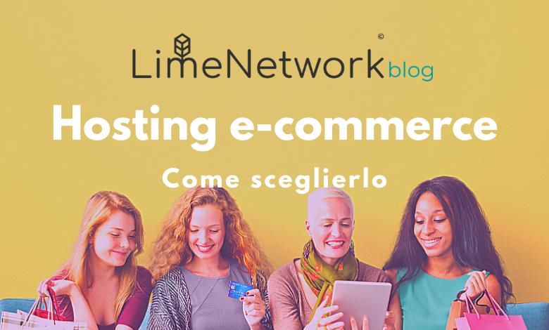 hosting e-commerce