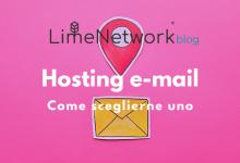 Photo of Hosting e-mail: come sceglierne uno