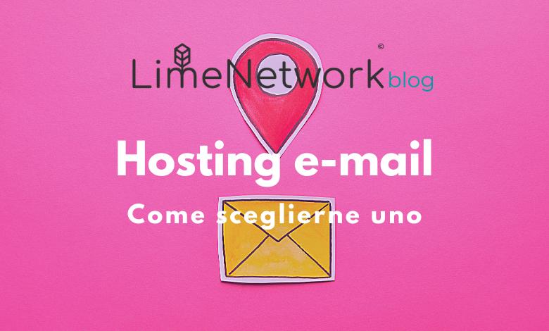 hosting e-mail