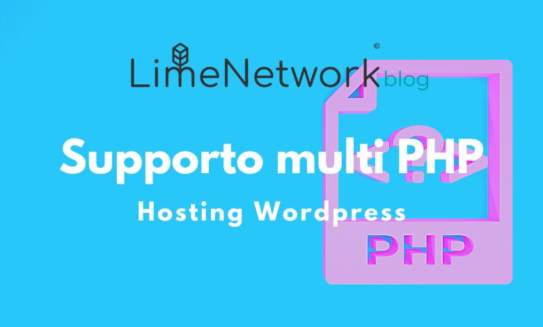 supporto multi php